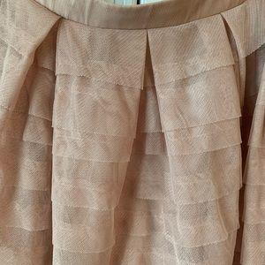 Cute tiered skirt